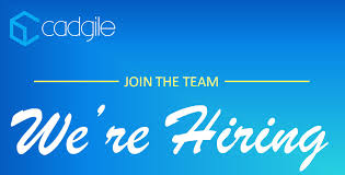 Seeking Join The Join The Team We Are Hiring Cadgile