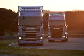 scania truck the new scania truck generation scania