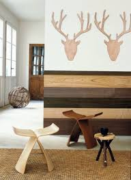 original and chic ideas stylish wall decoration made of real