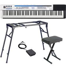 casio privia px 5s pro digital stage piano 88 key weighted with 4