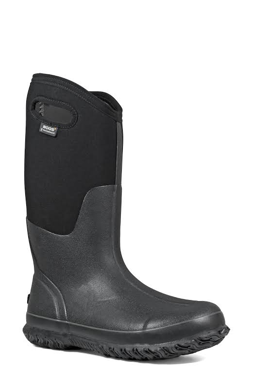 Bogs Classic Tall Black Medium 7 60153W-001-M-