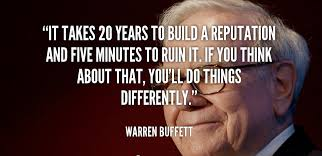 Warren Buffet Autobiography by Most People End Up Being Average Because They Dont Priorities