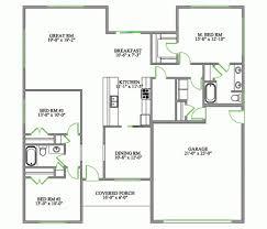 3 Bedroom Bungalow Floor Plans Fantastic 3 Bedroom Bungalow House Plans Uk Arts 3 Bed Room
