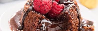 recipe nutella lava cakes