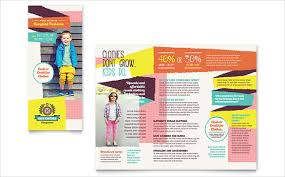 brochure templates for word 2007 25 word tri fold brochure templates free free