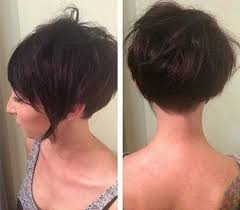 short hairstyles showing front and back views 20 bob hairstyles back view bob hairstyles 2017 short