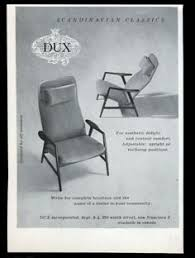 Modern Furniture Company by 1960 Laverne Invisible Chair And White Cat Photo Vintage Print Ad