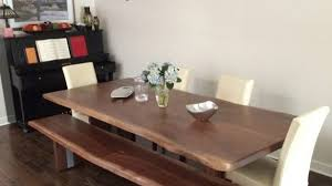 live edge table west elm new kitchen live edge wood dining table west elm intended for