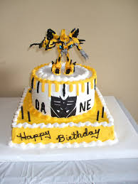 bumblebee cakes transformers cake cake birthdays and transformer party