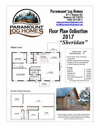 Kitchen Collection Jobs Sheridan Paramount Log Homes