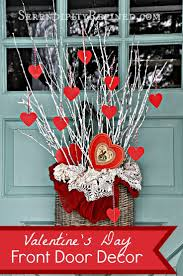wondrous diy valentines decor 22 diy valentine u0027s day door