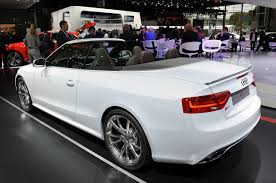 audi s5 convertible white audi s5 and reviews autoblog