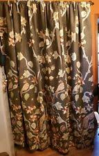 Curtains World Market Cost Plus World Market Lined Curtains Ebay