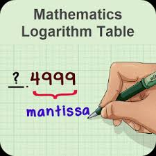 Logarithm Table Mathematics Logarithm Table Android Apps On Google Play