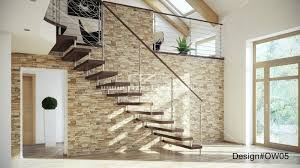 Brick Stairs Design Modern Design By Rize Stairs Nice Contrast Against The Brick Wall