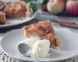 tarte tatin cuisine az recette tarte tatin aux pommes au thermomix facile rapide