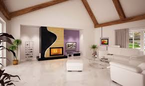 living room modern white living room decoration idea with