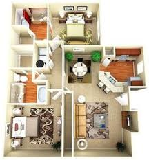 Small Condo Floor Plans 50 Two