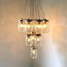 Glass Jar Pendant Light Jar Lighting Pendant Photos Gallery Of Homemade Light Fixture
