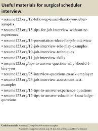 scheduler resume cover letter eliolera com