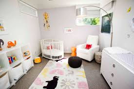 nursery design reveal a touch of lavender