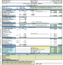 Project Management Spreadsheet Cost Analysis Spreadsheet Template Virtren Com