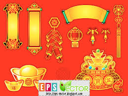 New Year Decoration Blog by Vector Chinese New Year Decoration Eps Vector Blog