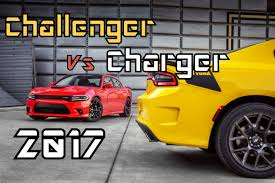 dodge charger vs challenger 2017 dodge charger srt 392 vs 2017 challenger srt hellcat sound