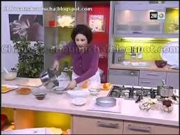 cuisine de choumicha chhiwat choumicha recette salade orange et gâteau