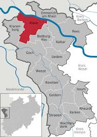 Dortmund Germany Map by Kleve Wikipedia
