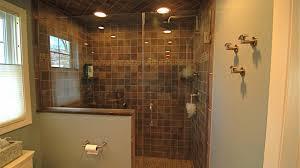 frameless shower glass doors shower glass showers wonderful shower door with half wall full