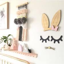 rabbit home decor nordic home decor rabbit ears kid s room wall decorations christmas