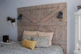 diy headboard with lights what to use instead of a headboard how