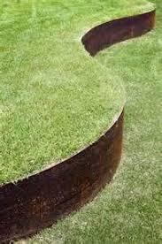 best 25 steel landscape edging ideas on pinterest steel garden