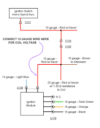 wiring diagram chevy hei distributor wiring diagram free how to