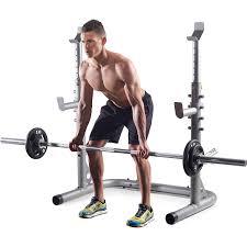 Squat Rack And Bench Press Combo Amazon Com Valor Fitness Bd 17 Combo Squat Bench Press Rack