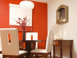 orange dining room try these now winter s hottest color trends hgtv