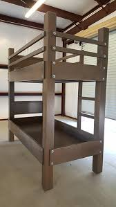 Twin Adult Bunk Beds - Twin extra long bunk beds