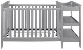 Convertible Crib Sale by Baby Relax Emma 2 In 1 Convertible Crib With Changing Table