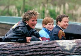 Princess Diana S Sons by In New Princess Diana Documentary Her Sons Recall A Rushed Final