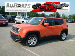 renegade jeep truck 2015 jeep renegade north 4x4 4x4 north for sale st marys on st
