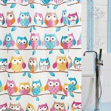 Skull Shower Curtain Hooks Fresh Owl Shower Curtains And Lost And Found Floral Owl With Sugar