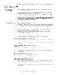 exle rn resume downloadable free template for nursing resume exle of a