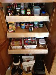 Organize Kitchen Cabinets Pantry Cabinet Organizer Prev Pantry Ideas By Designer Trapped
