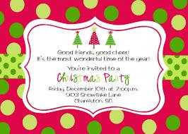 invitation printable christmas invitation template
