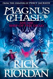 magnus and the ship of the dead book 3 by rick riordan