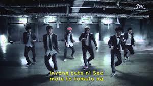 exo growl lyrics exo growl korean version tagalog misheard lyrics youtube