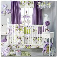 bedding purple crib bedding ivy lavender jungle purple crib