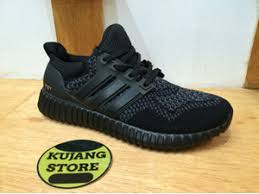 Jual Adidas Ultra Boost Black yeezy boost 350 black harga