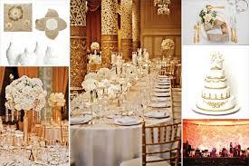 theme wedding decor wedding gold wedding decor easy and white theme roses